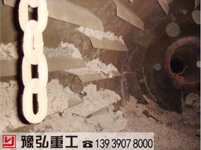 污泥烘干机内部结构图